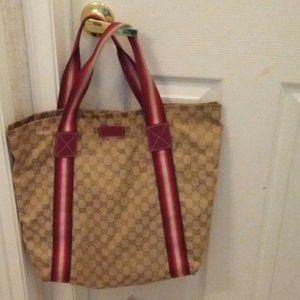 Gucci X-Large Tote Bag